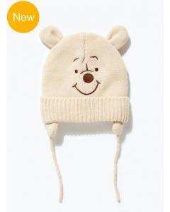 "В'язана шапка для дитини ""Winnie the Pooh"""
