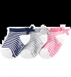 Набір смугастих шкарпеток (3 пари) для дитини