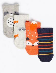 Набір шкарпеток  (4 пари)