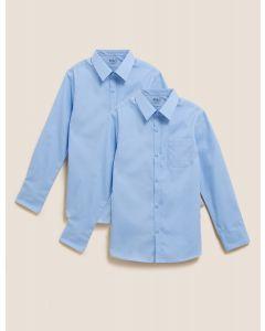 Сорочка з довгим рукавчиком для хлопчика Slim Fit (1шт.)