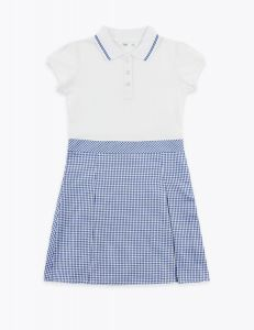 Стильне плаття-сорочка для дівчинки