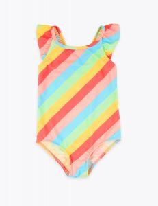 Яскравий купальник для дівчинки від Marks & Spencer