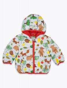 Демісезонна куртка для дитини від Marks&Spencer