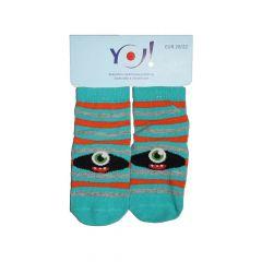 Шкарпетки для хлопчика, YOclub  SK-10