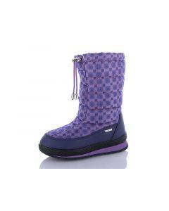 Теплі чобітки для дівчинки, Presto 447
