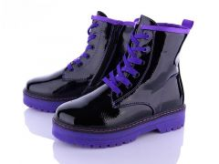 Лаковані чобітки для дівчинки, FG920-3B