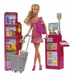 """Лялька Штеффі """"В супермаркеті"""" зі звуковими і світловими ефектами, Steffi Love 105733449"""