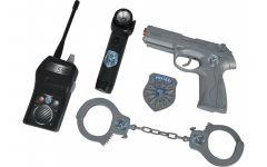 """Ігровий набір """"Поліцейський"""" в кейсі Simba,8108525"""