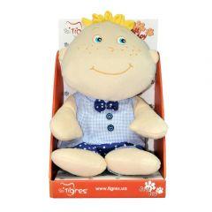 """М'яка іграшка-лялька """"Михайлик"""",Tigres ЛЯ-0029"""