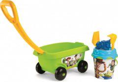 """Візок з набором для піску """"Toy Story"""", 6 ел., Smoby 867010"""