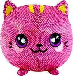 Ароматна м'яка іграшка - КОТИК ШЕРРІ (9 см), Squeezamals SQS00867S