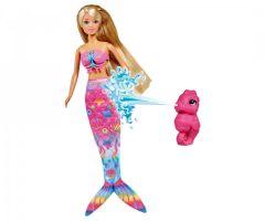 """Лялька Штеффі """"Чарівна русалка"""" зі зміною кольору, Steffi Love 105733322"""