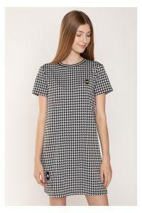 Плаття з цупкої тканини для дівчинки, Reporter 203-0225G-06-100-1