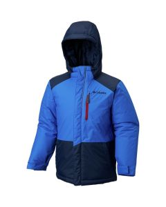 Утеплена куртка для хлопчика від Columbia