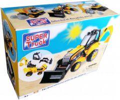 "Автомобіль-конструктор ""Трактор"" (13 деталей,)  Super Truck 661"