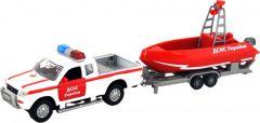 Ігровий набір - Водна служба порятунку, Technopark SL767WB-SB-PV