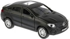Автомобіль - Technopark MERCEDES-BENZ GLE COUPE (чорний,1:32), GLE-COUPE-BE