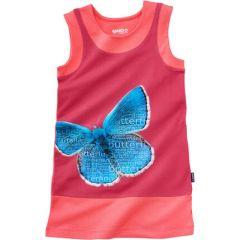"""Трикотажна туніка """"Метелик"""" для дівчинки, 9800"""