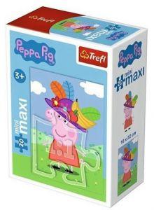 "Міні-максі пазли ""PEPPA PIG"" Trefl 21003"