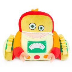 """М'яка іграшка """"Робот Квікі"""", Tigres ІГ-0042"""