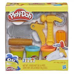 """Ігровий набір для ліплення """"Інструменти"""" Play-Doh, E3342 / E3565 / 6333925"""