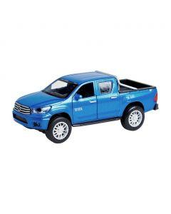 Автомобіль інерційний - Технопарк Toyota Hilux (синій), FY6118-SL