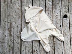 Плюшевий спальник для дитини (молочний), MagBaby 100650/100600