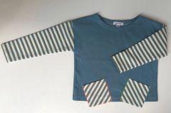 Котонова кофта для дитини, M271106 Mokkibym