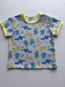 Трикотажна футболка для дитини (дракончики), 768887 Mokkibym