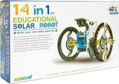 Конструктор Робот 14в1 на сонячних батареях,2115