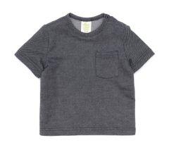 Трикотажная футболка для мальчика, 9273