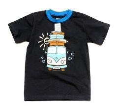Трикотажная футболка для мальчика, 1005