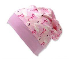Трикотажная шапочка для девочки, 9441