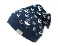 Трикотажная шапочка для мальчика, 9651