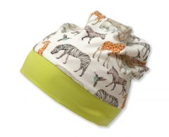 Трикотажная шапочка для ребенка, 9656