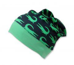 Трикотажная шапочка для мальчика, 9661
