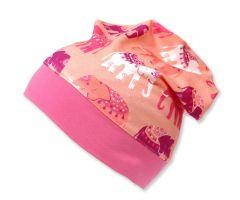Трикотажна шапочка для дівчинки, 9664