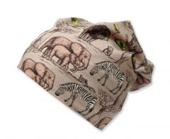 Трикотажная шапочка для ребенка, 9673