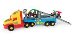 Евакуатор з авто-баггі Wader Super Truck 36630