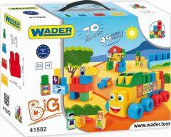 """Конструктор """"Middle Blocks"""" - Великий (70 ел.), Wader 41582"""