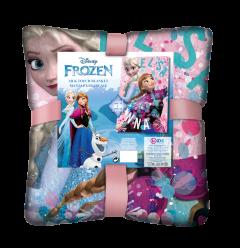 """М'який плюшевий плед """"Frozen"""", WD19145"""