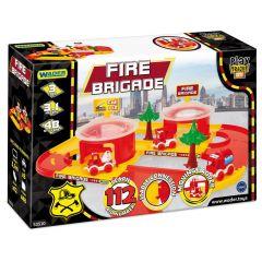 Ігровий набір Play Tracks Cit -пожежна Wader 53510