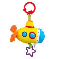 """Музична підвісна іграшка """"Субмарина"""" (22 см), Balibazoo 88562"""