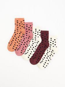 Набір шкарпеток для дівчинки (5 пар)