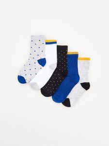 Набір шкарпеток для хлопчика (5 пар)