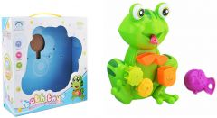 """Набір іграшок для ванни """"Жаба"""", Xing Long Da Toys 8831"""