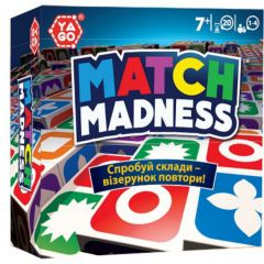 Настільна гра - Match Madness, YaGo MATCH-ML