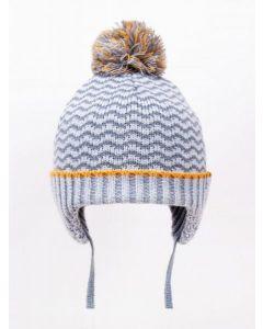 """Тепла шапка для дитини """"Amir"""", YoClub CZ-354"""