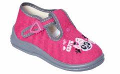"""Тапочки для дівчинки """"DARIA"""", ZETPOL 5770"""