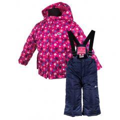 Зимовий комплект для дівчинки Salve by Gusti SWG4900 SUPER FUCHSIA